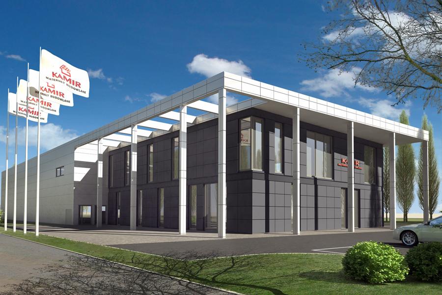 Budynek produkcyjny